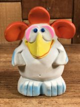 "Dudley's Easter ""Klara Klucker"" Squeeze Toy ダドリーズ ビンテージ スクイーズトイ イースター 70年代"