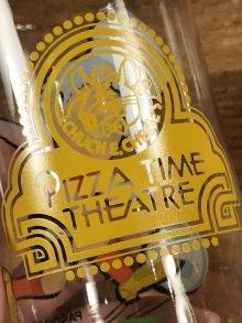 """他の写真3: Pizza Time Theatre Chuck E Cheese's """"Pasqually"""" Glass チャッキーチーズ ビンテージ グラス コップ 80年代"""