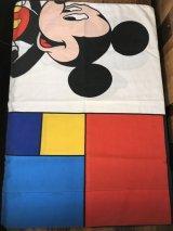Walt Disney Mickey & Minnie Mouse Pillowcase ミッキー&ミニーマウス ビンテージ ピローケース ウォルトディズニー 90年代~