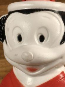 他の写真1: Walt Disney Mickey Mouse Soaky Bottle ミッキーマウス ビンテージ ソーキー ウォルトディズニー 60年代