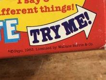 他の写真1: Mattel Smurfette Chatter Chums Talking Toy スマーフェット ビンテージ トーキングトイ チャッターチャムス 80年代