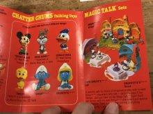他の写真3: Mattel Smurfette Chatter Chums Talking Toy スマーフェット ビンテージ トーキングトイ チャッターチャムス 80年代
