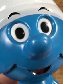 他の写真1: Mattel Smurf Chatter Chums Talking Toy スマーフ ビンテージ トーキングトイ チャッターチャムス 80年代