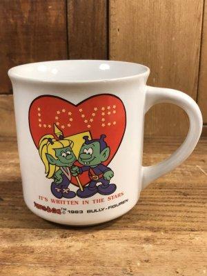 80年代頃のアストロスニックのビンテージのマグカップ
