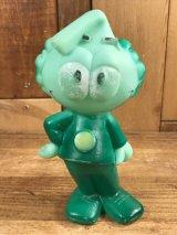 Snorks Vinyl Squeeze Doll スノークス ビンテージ スクイーズドール ソフビ人形 80年代
