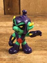 "Astrosniks ""Commander"" PVC Figure アストロスニック ビンテージ PVCフィギュア 80年代"