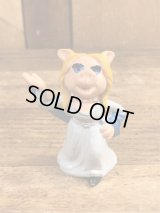 Schleich Muppet Show Miss Piggy PVC Figure ミスピギー ビンテージ PVCフィギュア マペットショウ 70年代