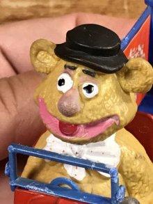 """他の写真1: Muppet Show """"Fozzie"""" Digest Mini Car フォジー ビンテージ ミニカー マペットショウ 70年代"""