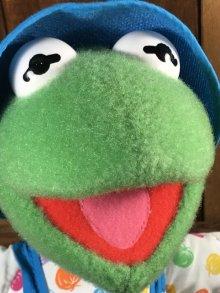 他の写真1: Kid Dimension Muppets Kermit the Frog Plush Doll カーミット ビンテージ プラッシュドール マペッツ 90年代