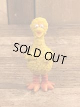 Sesame Street Big Bird PVC Figure ビッグバード ビンテージ PVCフィギュア セサミストリート 80年代