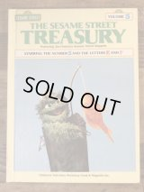 The Sesame Street Treasury Book No.5  セサミストリート ビンテージ 絵本 ピクチャーブック 80年代