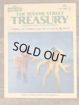 The Sesame Street Treasury Book No.9  セサミストリート ビンテージ 絵本 ピクチャーブック 80年代