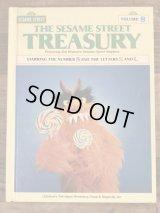 The Sesame Street Treasury Book No.8  セサミストリート ビンテージ 絵本 ピクチャーブック 80年代