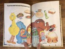 他の写真2: The Sesame Street Treasury Book No.5  セサミストリート ビンテージ 絵本 ピクチャーブック 80年代