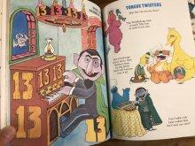 他の写真1: The Sesame Street Treasury Book No.13  セサミストリート ビンテージ 絵本 ピクチャーブック 80年代