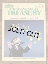 The Sesame Street Treasury Book No.12  セサミストリート ビンテージ 絵本 ピクチャーブック 80年代