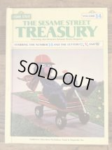 The Sesame Street Treasury Book No.14  セサミストリート ビンテージ 絵本 ピクチャーブック 80年代