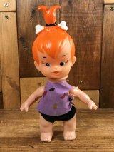 Dakin Flintstones Pebbles Figure ペブルス ビンテージ フィギュア フリントストーン 70年代