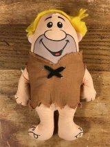 Knickerbocker The Flintstones Barney Mini Rag Doll バーニー ビンテージ ミニラグドール フリントストーン 70年代
