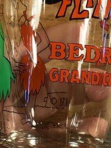 他の写真3: The Flintstones Wilma & Betty Glass フリントストーン ビンテージ グラス ガラスコップ 70年代