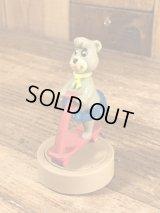 """Wendy's Yogi Bear """"Cindy"""" Meal Toy ヨギベア ビンテージ ミールトイ ハンナバーベラ 90年代"""