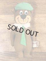 Knickerbocker Yogi Bear Mini Rag Doll ヨギベア ビンテージ ミニラグドール ハンナバーベラ 70年代