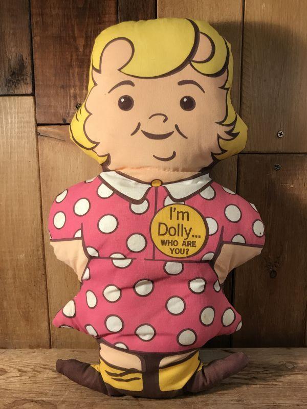 Big Boy Dolly Pillow Doll ビッグボーイ ビンテージ ドリー ピロー ...