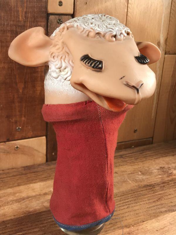 Lamp Chop hand puppet